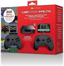 GameStation Wireless – Plug & Play Mini Console