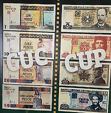Wanted: CUC CUBAN PESOS FOR OUR CANADIAN DOLLARS