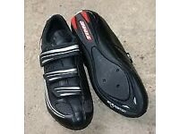 Time RXT Road Cycling Shoes Size 10 USED