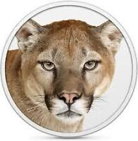 Snow leopard MAC OS X Mountain Lion et Maverick