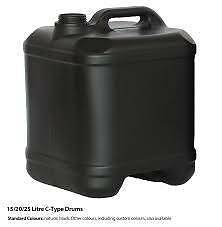 Wanted Plastic 20 Litre Drums Loira West Tamar Preview