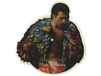 RARE FREDDIE MERCURY MADE IN HEAVEN SIGNED PICTURE DISC
