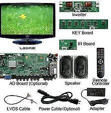 TELEVISION PARTS, BEZEL FRAME IN MINT CONDITION, CHASES ETC. STARTS FROM £5. FULL TESTED & WORKING.