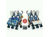 Cosatto Supa Dupa Pushchair Fox Tale