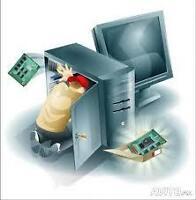 Maintenace informatique :Reparation Installation et Formation