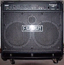 BASS AMP FOR SALE - FENDER RUMBLE 350
