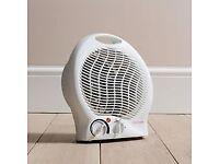 Daewoo brand new fan heater 2000W