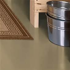 peinture polyuréthane plancher béton, ciment et bois lustre gallon
