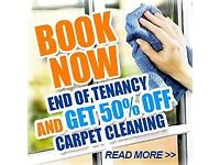 ( Guaranteed DEPOSIT Back ) End Of Tenancy / Deep Cleaning / After Builders Cleaning Services