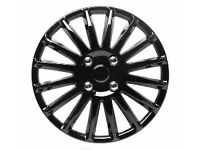 Speed 14 Inch Wheel Trim Set Gloss Black Set of x4 Hub Caps Covers