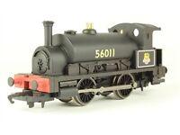 Hornby 00 3292 class OS Pug in BR black
