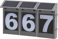 Solar House Number