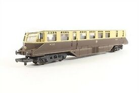 Model railway - Lima GWR Diesel Railcar with Mainline Autrailer Didcot. New. Boxed. Unused.