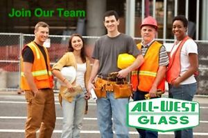 Full time Construction Glaziers