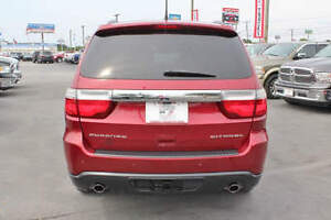 2011/13  durango  rear  bumper  like  new