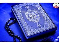 Quraan tuition with tajweed
