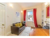 Bright airy 1 bed flat in Gorgie