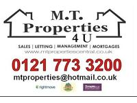 Bordesley Green /Newland Road/To Let/3 Bed