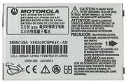 Motorola Tracfone Battery