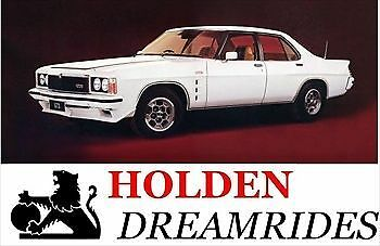 holden dreamrides