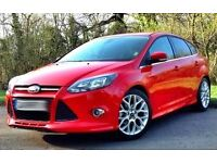 Ford Focus ZS 1.6 TDCi 115, One Owner, Low Mileage, £20 Road Tax, Long Ford Warranty