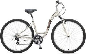 "Fuji Monterey 2.0 Step Thru Ladies 18"" Hybrid Bike New Farm Brisbane North East Preview"