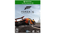 XBOX ONE FORZA 5 DIGITAL DOWNLOAD CARD