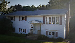 Renovated 3 BR Main Level of House in popular area of Sackville!
