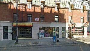 Espace commercial à louer / Commercial space for rent