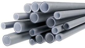 15mm and 22mm plastic plumbing pipes new.L@@K.....hep20