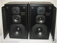 Technics SB-CS9 Speakers x2