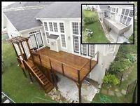 **Deck Staining** **Restore & Protect Your Deck & Fence*