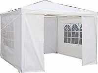 NEW Boxed 3mtr x 3mtr Gazebo