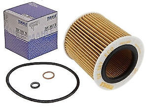MAHLE Oil Filter Kit with O-Ring