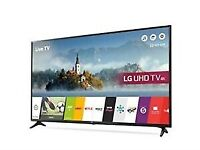 """49"""" LG SMART WIFI 4K ULTRA HD HDR TV CAN DELIVER"""