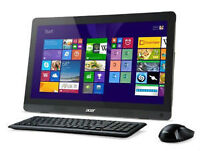 Like New ACER 19.5 TOUCH AIO Intel Quad Core, 4GB,1TB