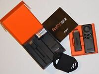 Brand new Amazon fire TV stick- Preloaded Kodi 15.2