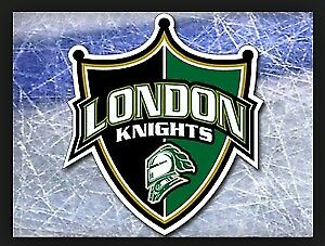 4 London Knights tickets Monday February 19th