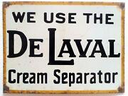 Delaval Sign