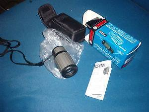 Extreme Close Focus Monocular by Carson $10.00