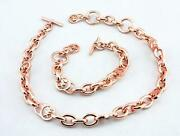 Michael Kors Rose Gold Jewelry