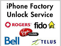Factory Unlock all iPhone