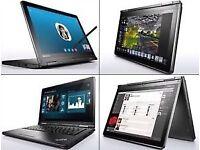 Lenovo Thinkpad Yoga 20C0 2 in 1 Laptop Touchscreen Core i5-4300U 128GB SSD 8GB liked