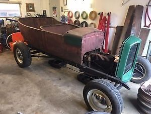 Model A/ Willys Overland