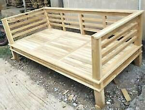 Teak Bali Daybed Lounging Amp Relaxing Furniture Gumtree