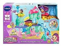 Vtech Toot Toot Friends Mermaid Land Under The Sea Playset Girls Toy 1-5 Years