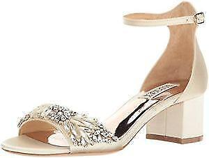 Badgley Mischka Womens 11 Barby Ankle Strap