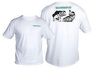 Shimano shirt ebay for Shimano fishing shirts