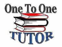 Private Tutor Available (one-on-one)