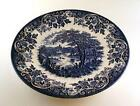 Blue Willow Dinner Plates